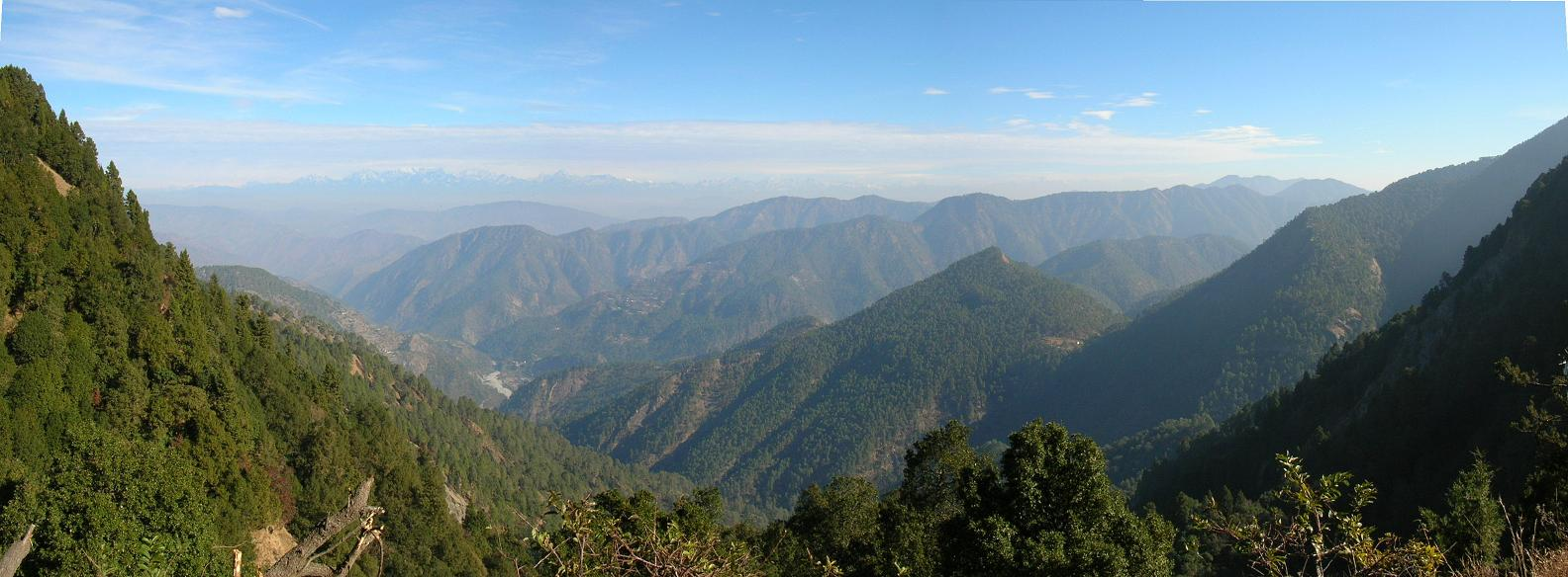 Darjeeling panorama 2