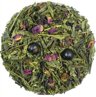 Sencha China Winogronowa